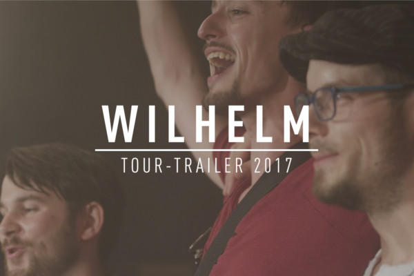 Video: Bist du am Leben Tour 2017 (Trailer)